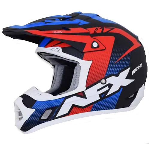 AFX's FX-17 Helmets Holeshot