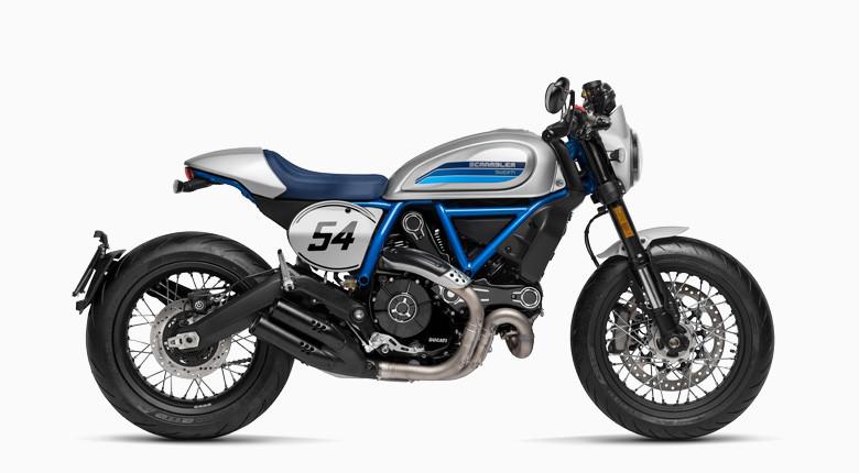 Ducati Scrambler Cafe Race