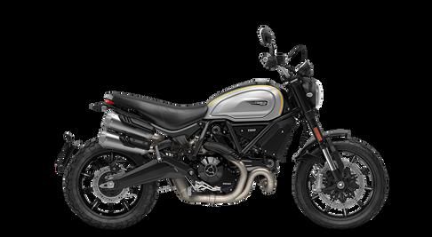 Ducati Scrambler 1100Pro