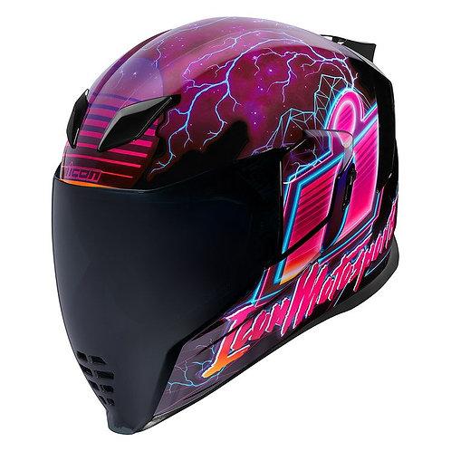 Icon's Airflite Helmet Synthwave