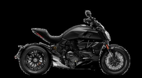 Ducati Diavel 1260 Dark Stealth