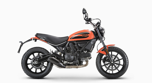 Ducati Scrambler Sixty-2