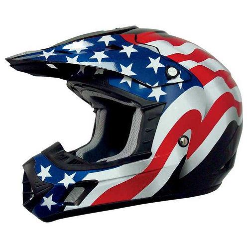 AFX's FX-17 Helmets Flags