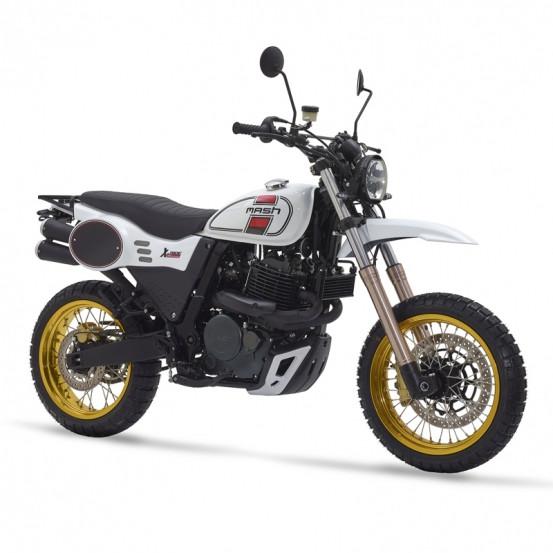 Mash 650cc Range