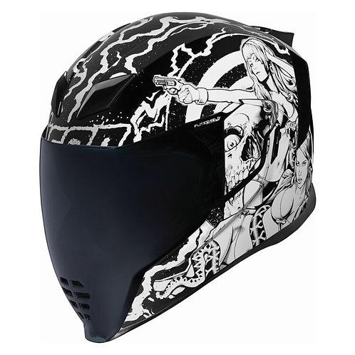 Icon's Airflite Helmets Pleasure Dome REDUX