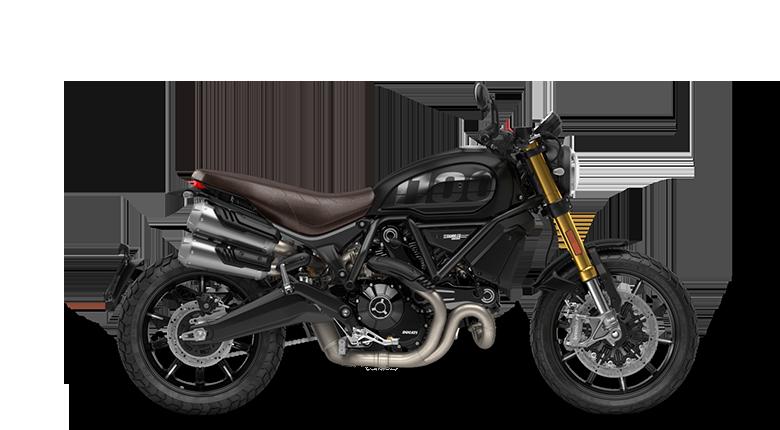 Ducati Scrambler 1100SportPro