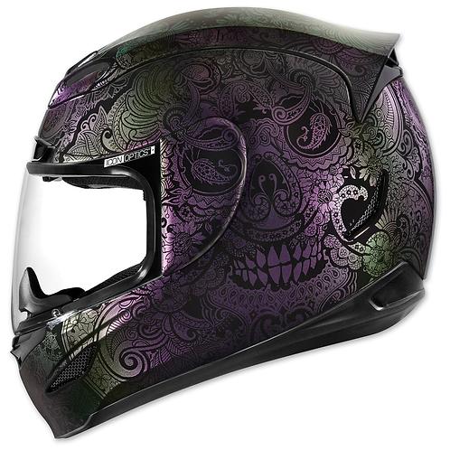 Icon's Airmada Helmets Opal