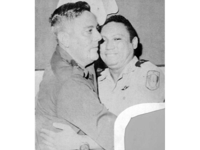 Torrijos y Noriega