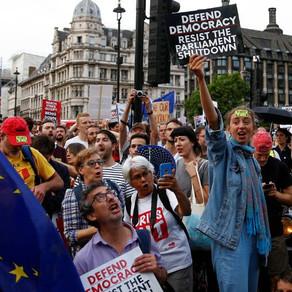 #PraxisExplica: La Medida de Johnson Sobre el Cierre del Parlamento Británico