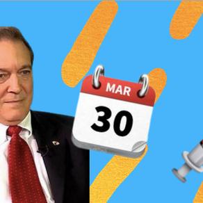 Cortizo confirma que Panamá comenzará a vacunar a finales de marzo de 2021