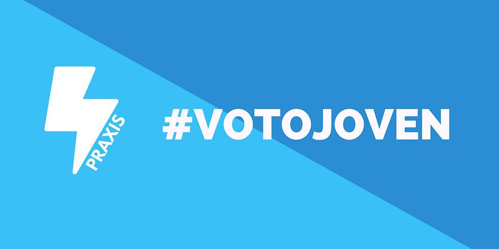 Voto Joven Reunión Semanal