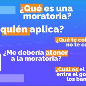 #PraxisExplica: ¿Me debo atener a la moratoria?
