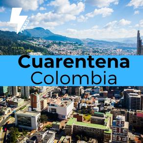 #PraxisExplica: Cuarentena Nacional en Colombia 2020