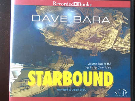 The Audiobook of Starbound is here!