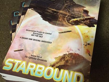 STARBOUND ARCs are here!