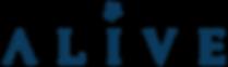 AliveLogo-transparent-blue - no spark.pn