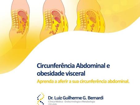 Circunferência Abdominal e obesidade visceral - Aprenda a aferir a sua circunferência abdominal