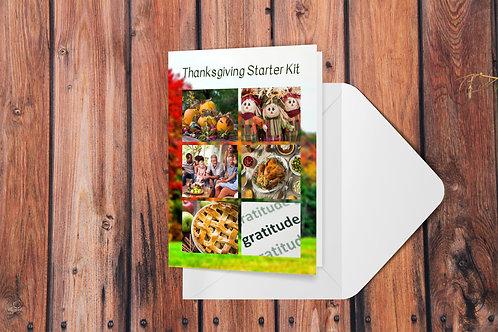Thanksgiving Starter Kit 3