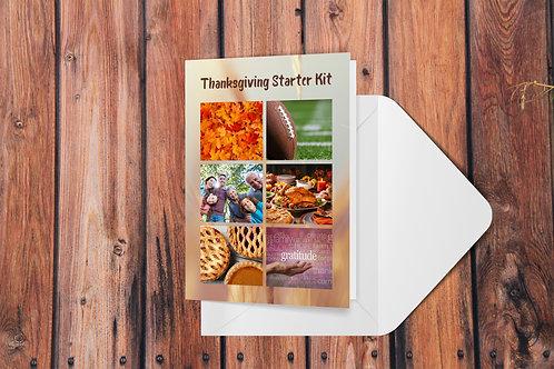 Thanksgiving Starter Kit 1