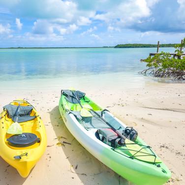 Kayaks - Surf House