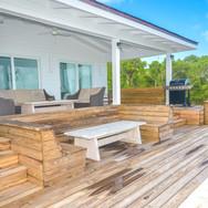 Deck - Surf House
