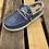 Thumbnail: Hey Dude Men's Wally Linen Natural Blue
