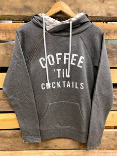 Lakeside Coffee 'Til Cocktails Women's Hoodie