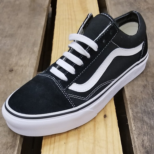 Vans Unisex  Old Skool Shoe Black/White