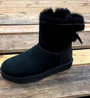 UGG® Women's Bailey Bow II Black