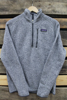 Patagonia Men's Better Sweater 1/4 Zip