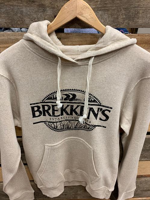 Brekken's Pullover Hoody Oatmeal