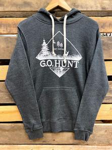 Get Outside G.O. Hunt Black Unisex Hoodie