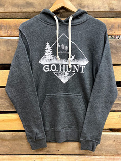 Get Outside G.O. Hunt Black Unisex Hoodie