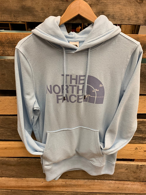 The North Face Women's Recycled Materials Pullover AngelFallsBlueHeather