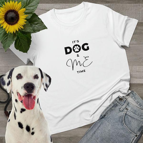 Printed white T Shirt for women. Gift for women.