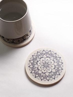 Mandala by Andrea Dindon