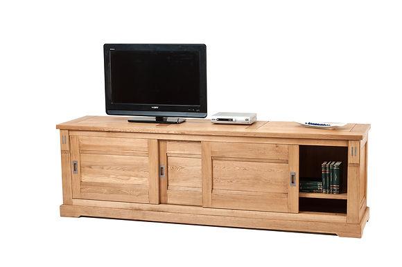 Comoda TV cu 3 usi glisante Belcanto