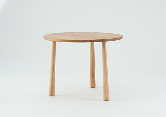 The oiled Coffee Table
