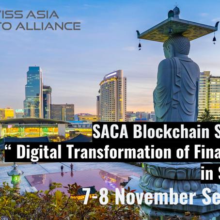 First SACA Summit in Korea