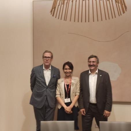 Zurich meets Seoul