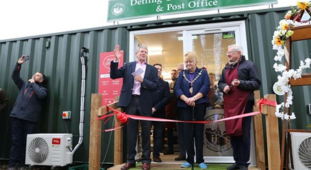 Detling Community Store Opens