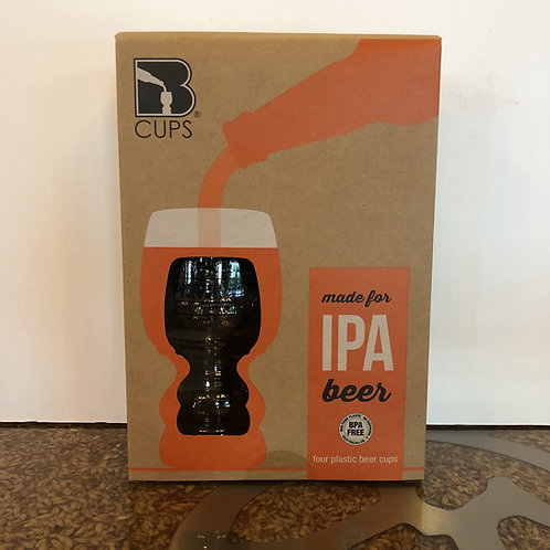 Best Florida Beer || Bootleggers Brewing Collab B-Cup Pack of Four