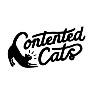 Contented Cats Logo