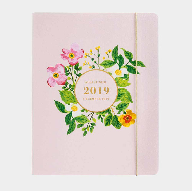 Modern Blush Floral for Paper Source