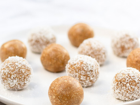 Chai Latte Bliss Balls