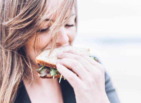 Beginning a mindful eating practice
