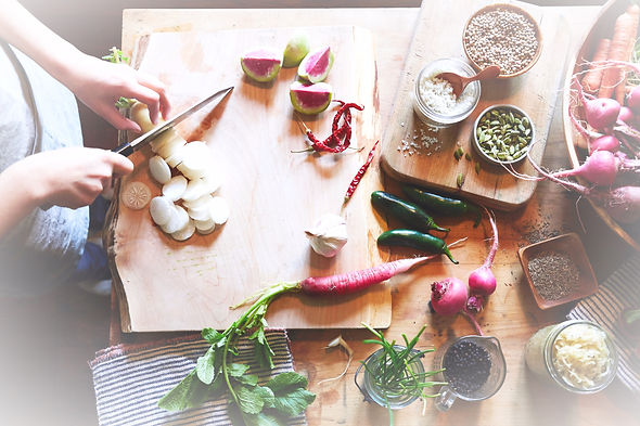 Delicious recipes from the kitchen garden