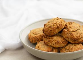 Chai Spiced Breakfast Cookies