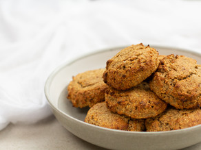 Chai Spiced Breakfast Cookies