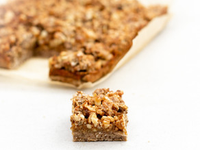 Fig & Walnut Slice